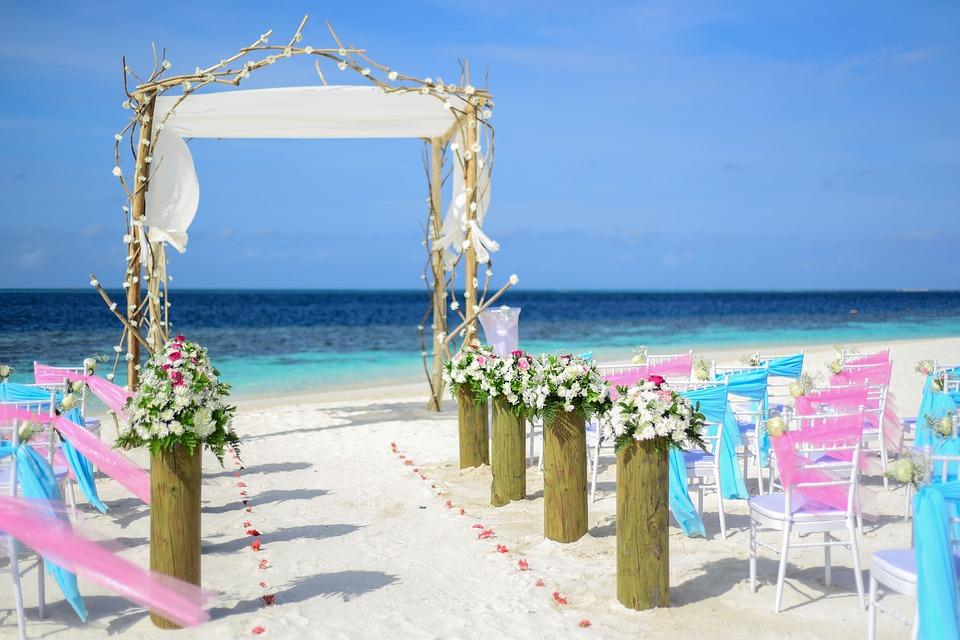 Hochzeit Malediven